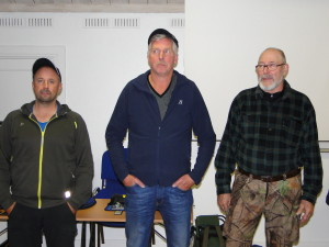 Peter Knapp, Jan-Erik Eriksson och Thord Hedman