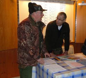 Kjell Åkesson och Bo Fredriksson