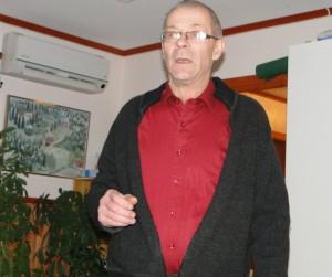 Kommissarie Bo Fredriksson