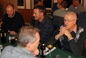 Lars Wiktorsson, Göran Nyborg och Erland Jönsson