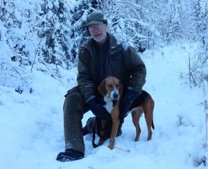 Ham. Rödstamons Aya-12 och Tommy Pettersson (Foto Göran Blixt)