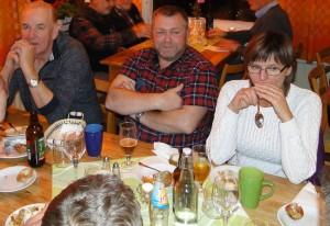 Bengt Elmqvist, Lars Erling Eriksen och Linda Bekknes