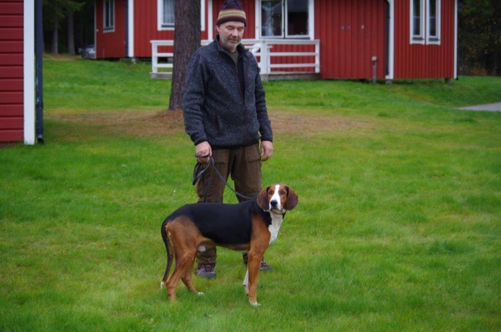 Fin. Rosmyrens Emil-09 och Lennart Andersson Foto: Per Roos
