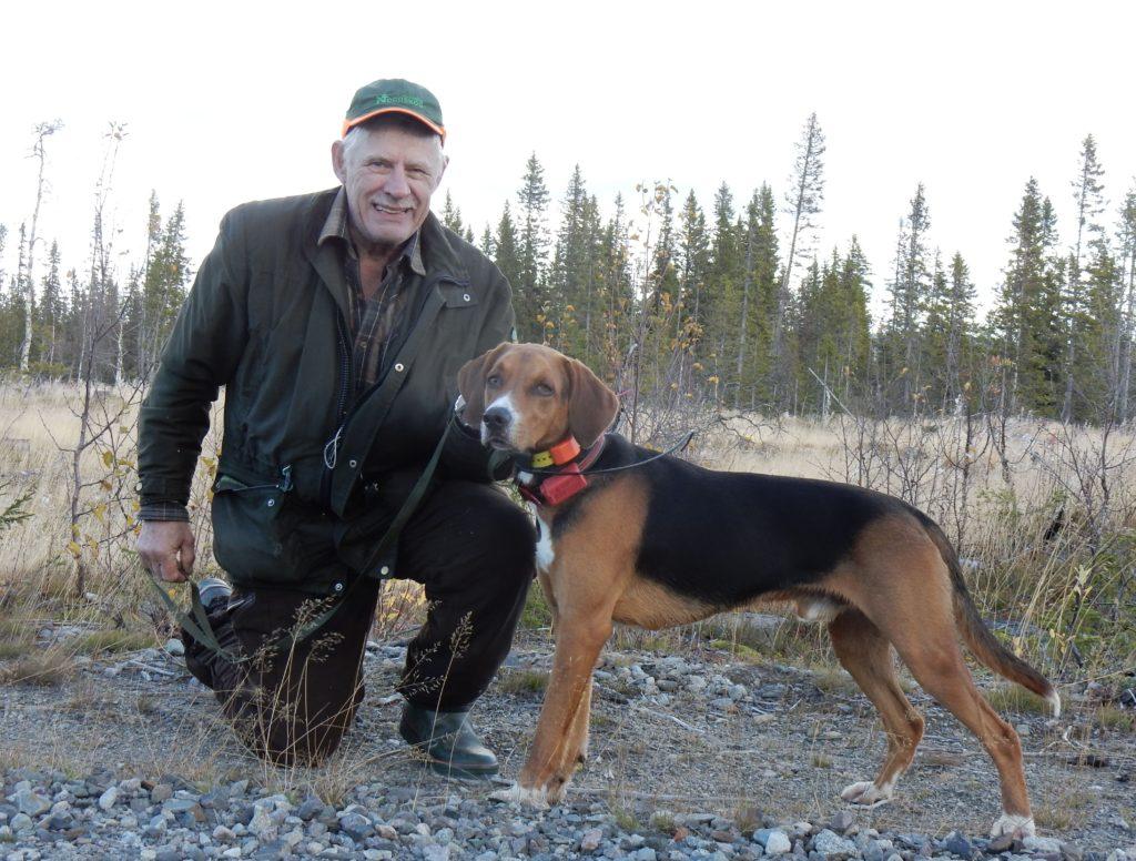 Ham. Ålstigens Benjo-14 och Bent-Ove Månsson Foto Göran Blixt