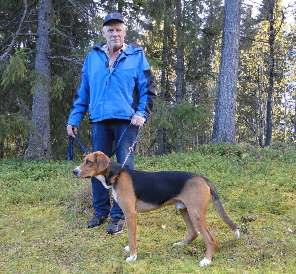 Ham. Ålstigens Benjo-14 och Bengt-Ove Månsson