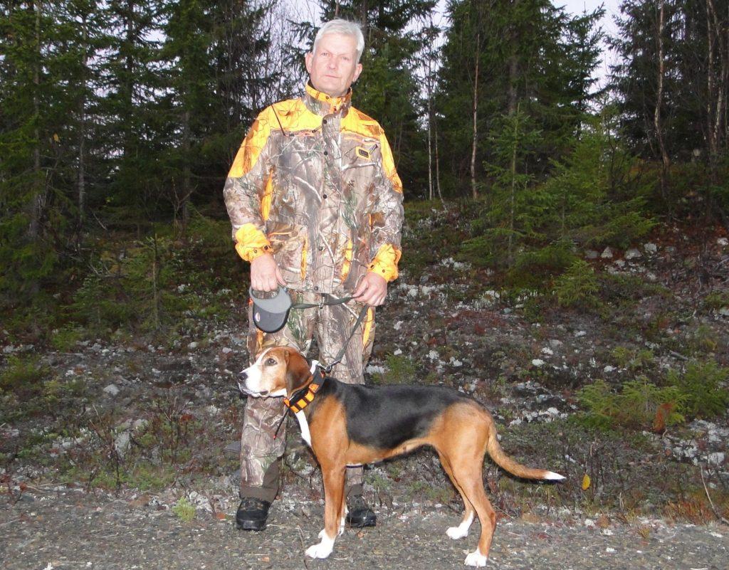 Ham. Brattåsbäckens Fjälla-07 och Bengt Bengtsson