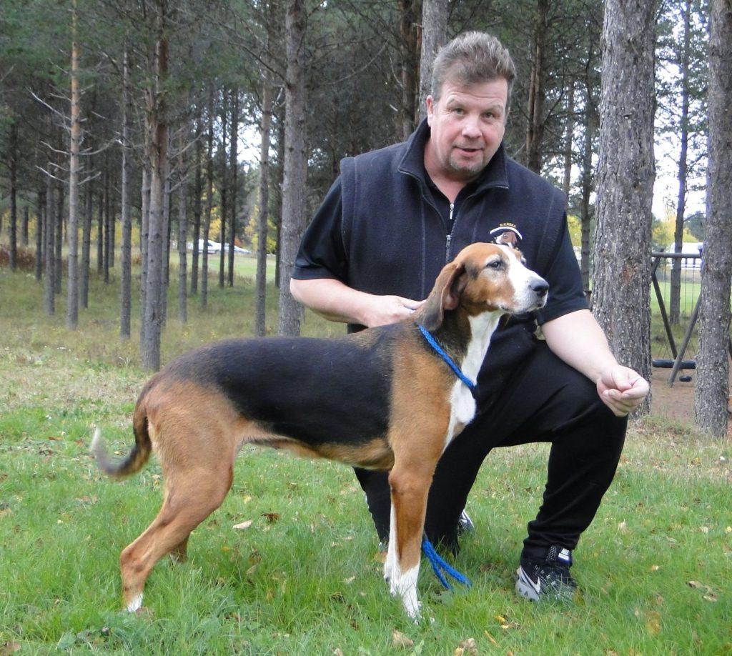 Fin. Ulvfsveåsens Lycka-07 och Kjell-Åke Sundberg