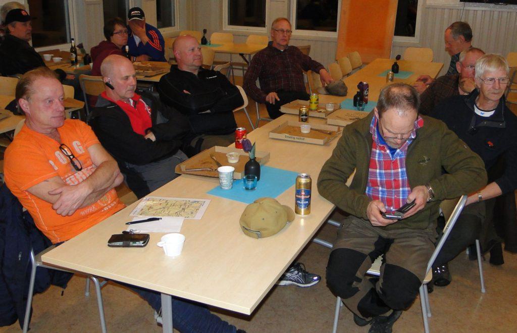 Peter Sundberg, Sven-Olof Nilsson, Lars Olofsson, Mats Eriksson, Jan-Erik Hellman, Kjell Åkesson, Göran Blixt och Bertil Andersson