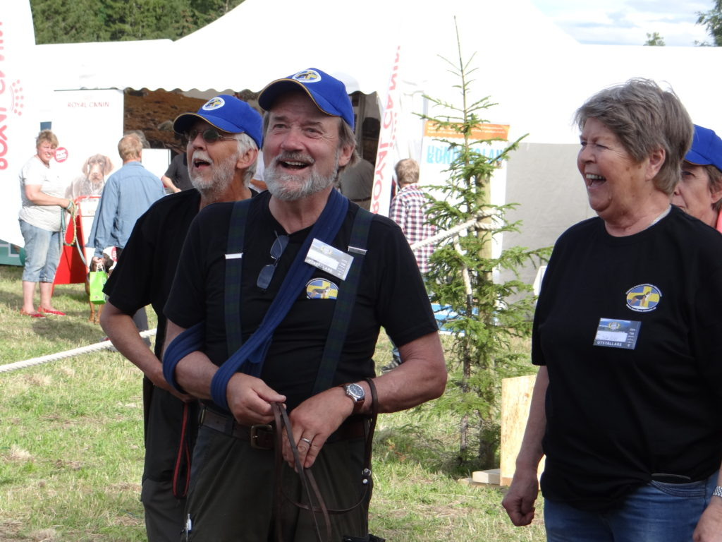 Rune Jönsson, Krister och Margareta Olson