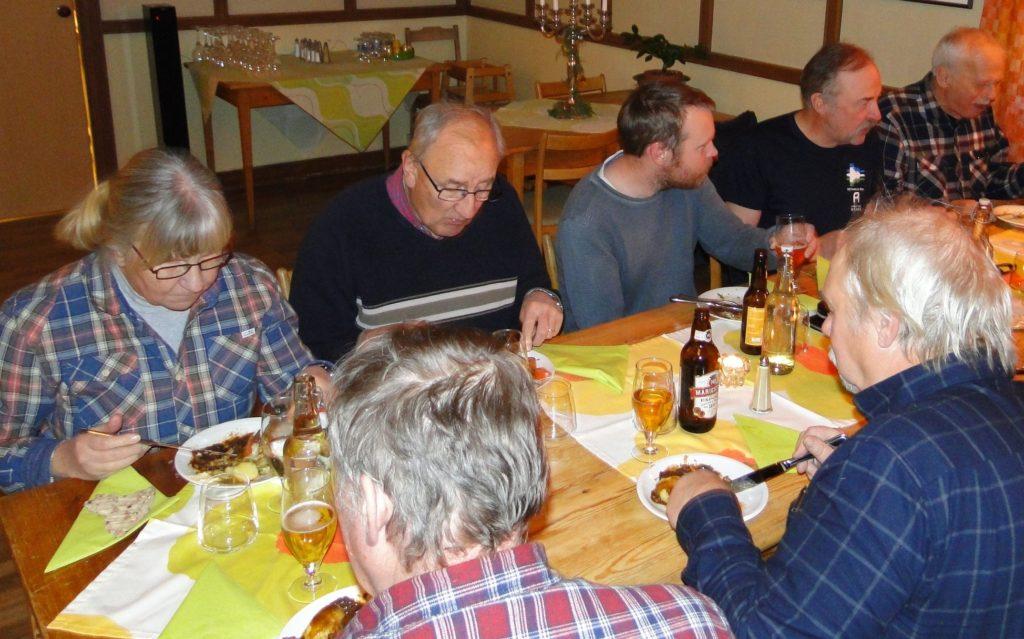 41 Inger och Bengt-Åke Persson, Jimmie Guttormsson, Ivan Myhr och Karl Schiller