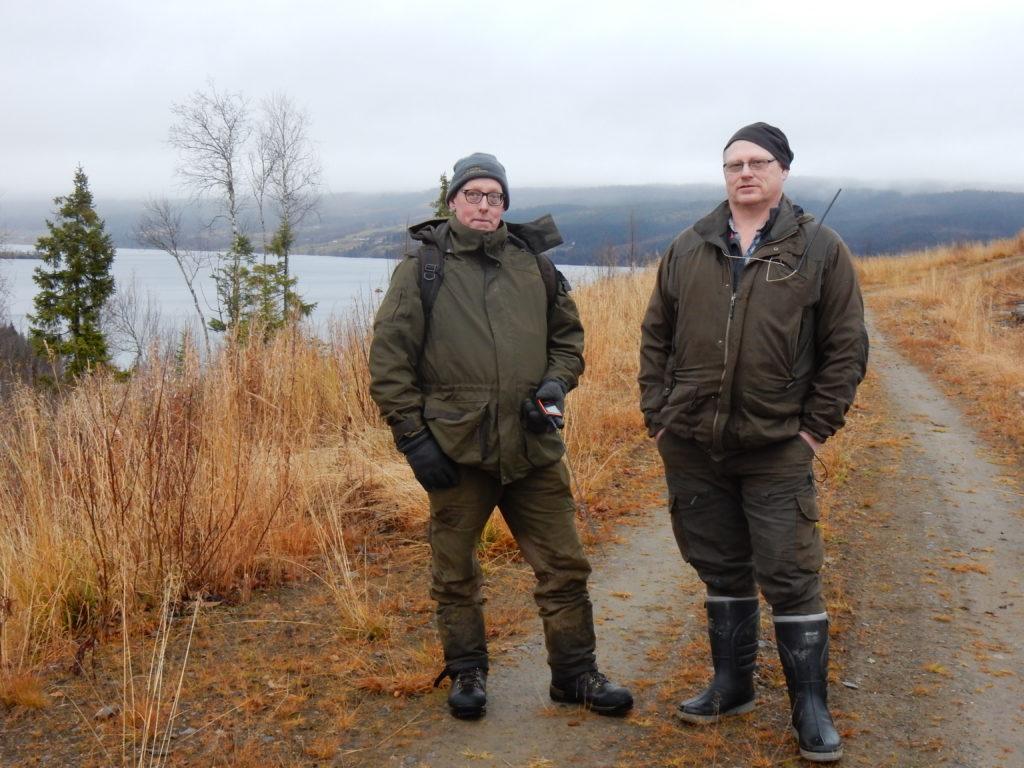 Jaktprov Frostviken 26-27 oktober 2017 – Jämtland-Härjedalens Stövarklubb